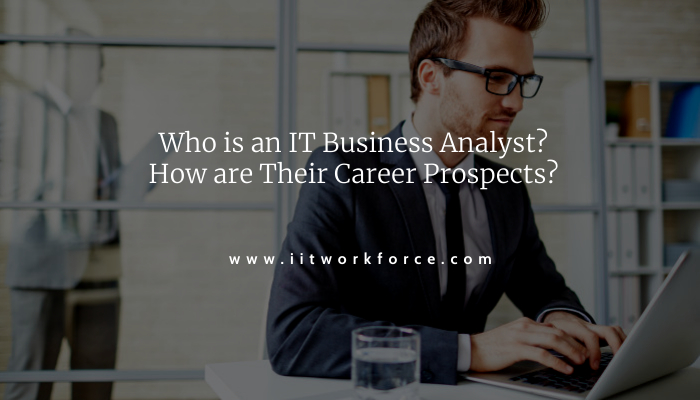 Who is an IT Business Analyst? How are Their Career Prospects?
