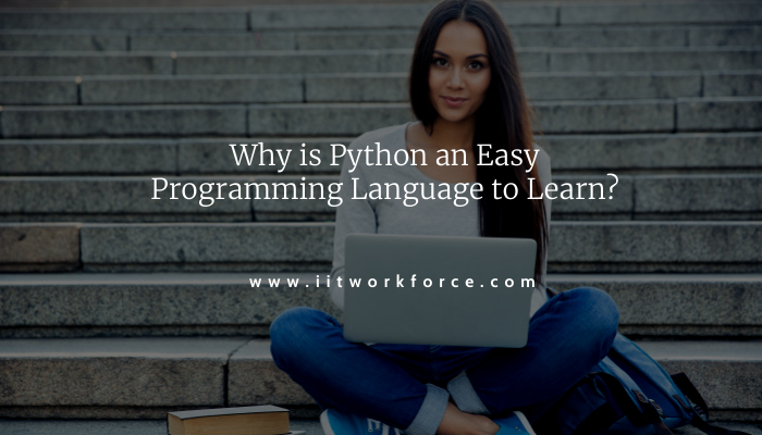 Why is Python an Easy Programming Language to Learn?