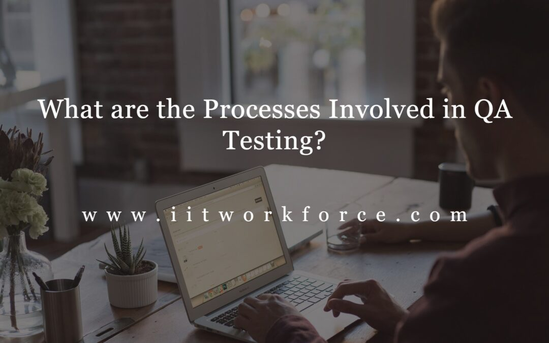 What are the Processes Involved in QA Testing?